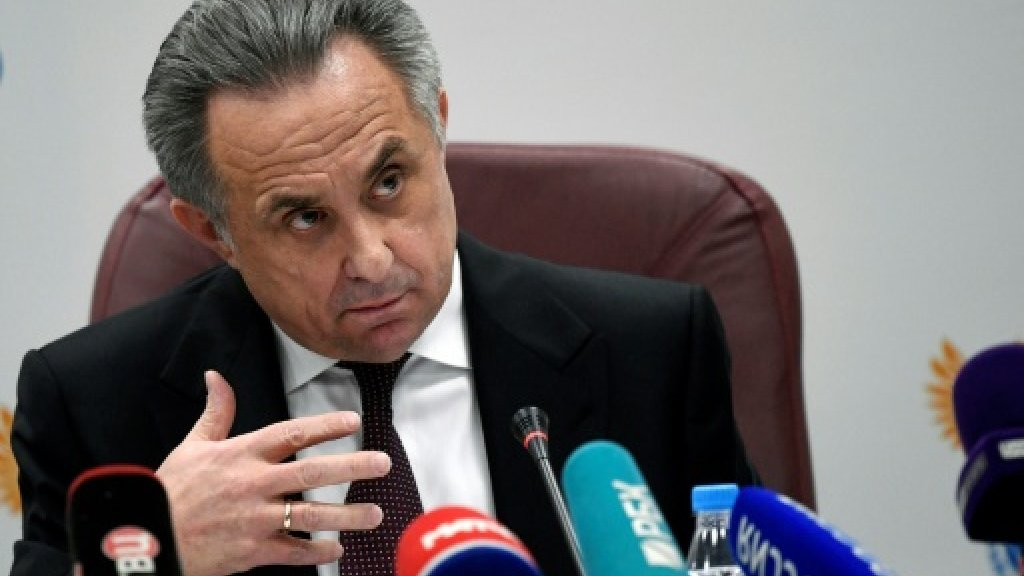 Mutko steps down as 2018 World Cup organising committee chief