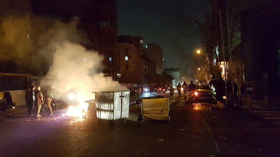 2 more killed as protests across Iran enter fifth day – local MP