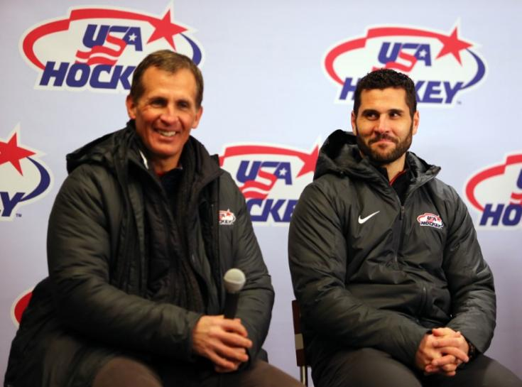 Without NHL players, Team USA hockey looks to Europe