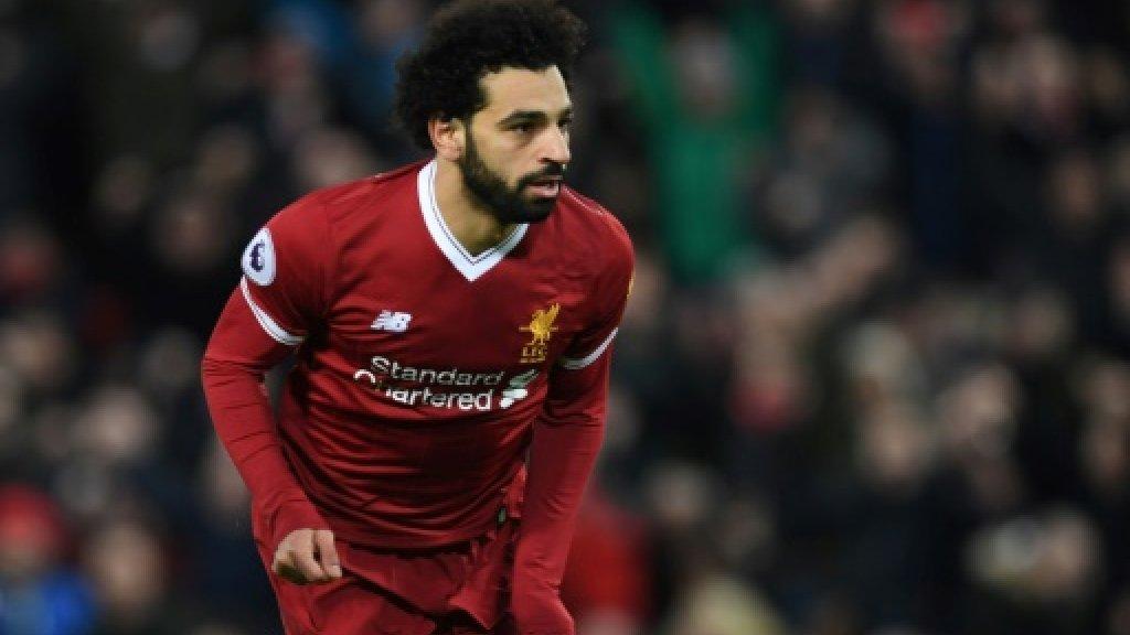 Salah named Arab football player of the year