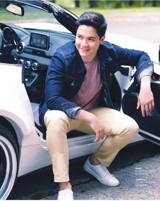 Happy Birthday Alden Richards  Godbless