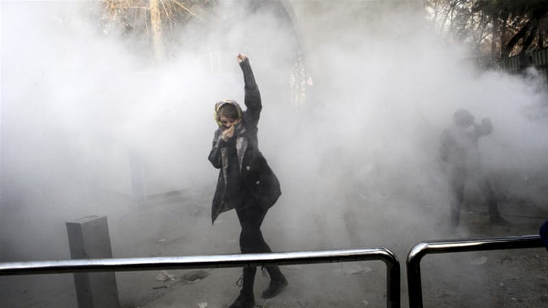 Why protests erupted in Iran -