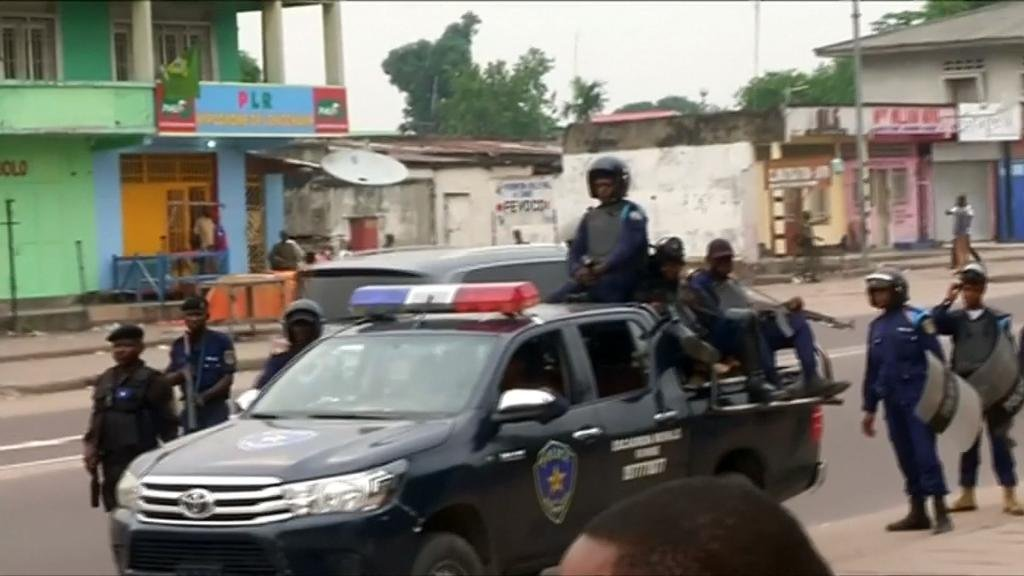 EYE ON AFRICA - Deadly crackdown on New Year's Eve protests in DR Congo