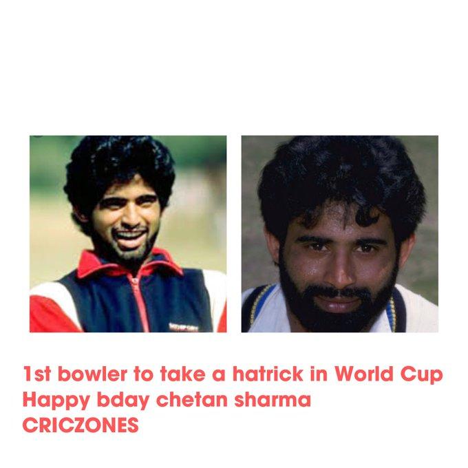 Happy bday Chetan Sharma