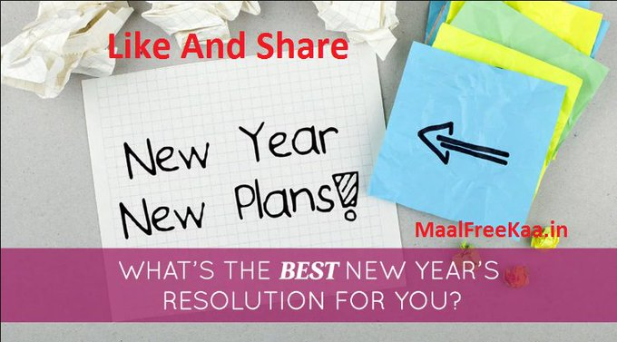What's Your Resolution Contest Win Free Shopping Vouchers