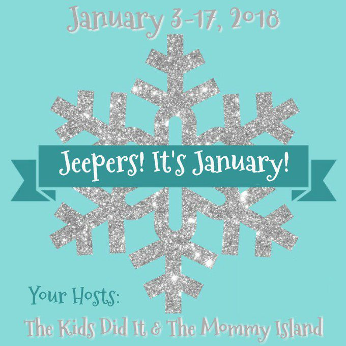 Jeepers! It's January! Hop $10 PayPal Giveaway