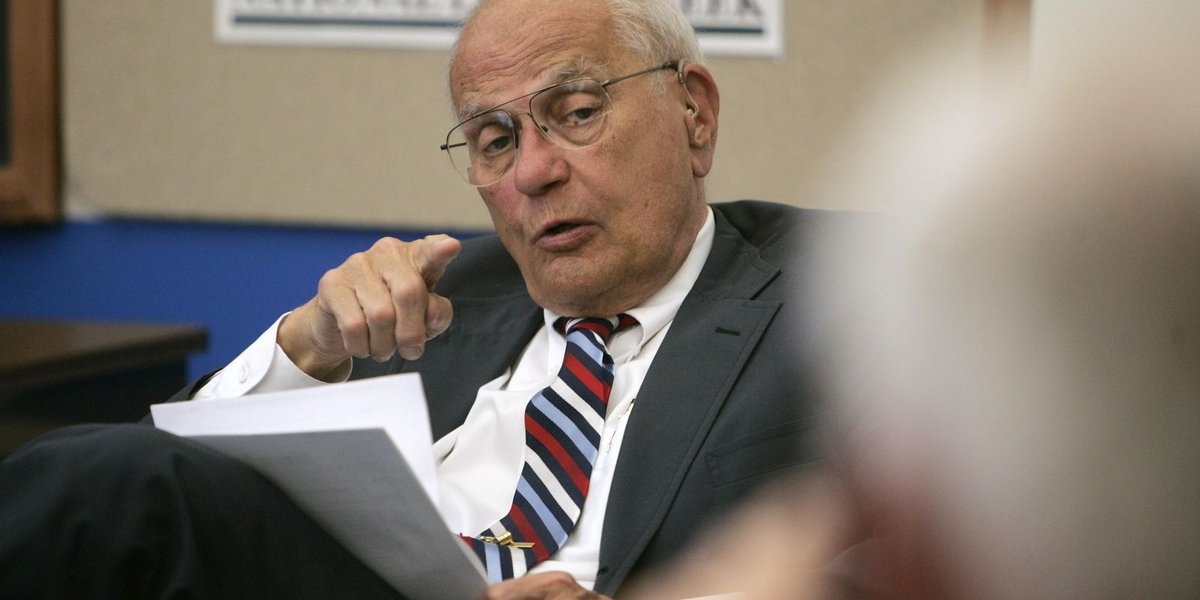 John Dingell released from hospital after fall