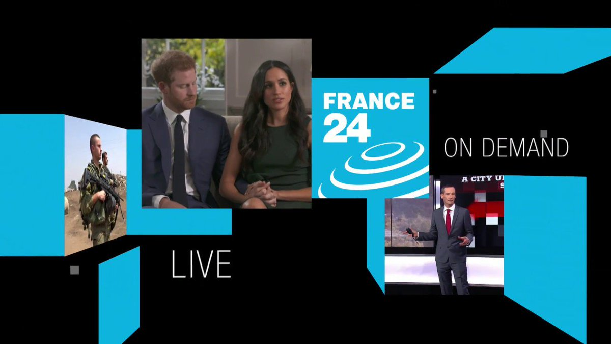?? Watch France 24 live and on demand on OTT streaming devices