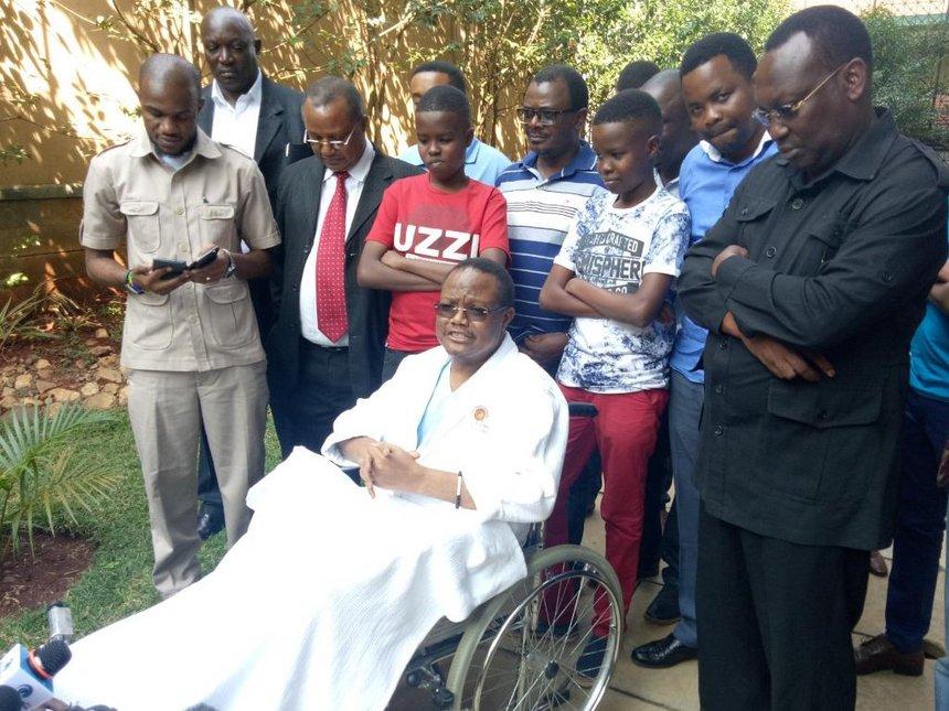 Tundu Lissu puts Magufuli on spot after assassination attempt