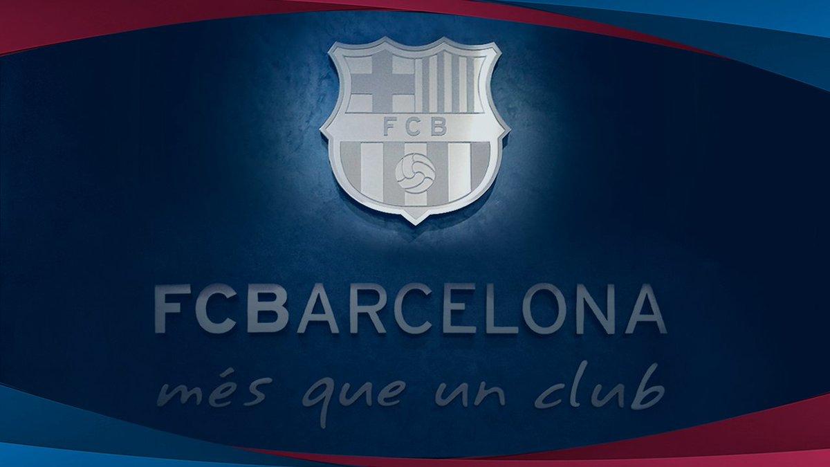 �� Comunicado del FC Barcelona Más información, aquí ��  ➡ https://t.co/1nhGleLid8  #FCBlive https://t.co/ua9pFJwEcI