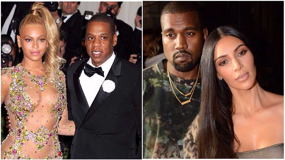 You won't believe how much Beyonce and Jay-Z spent on Kim and Kanye's newborn