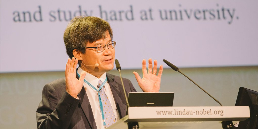 test Twitter Media - In the news this week: #NobelLaureate Hiroshi Amano (@NagoyaUniv) and his team are working to develop gallium nitride technology to transmit power wirelessly from a distance. At #LiNo16, Prof. Amano talked about the the invention of efficient blue LED: https://t.co/NO4PpsG1pX https://t.co/oxvwzgpWAw
