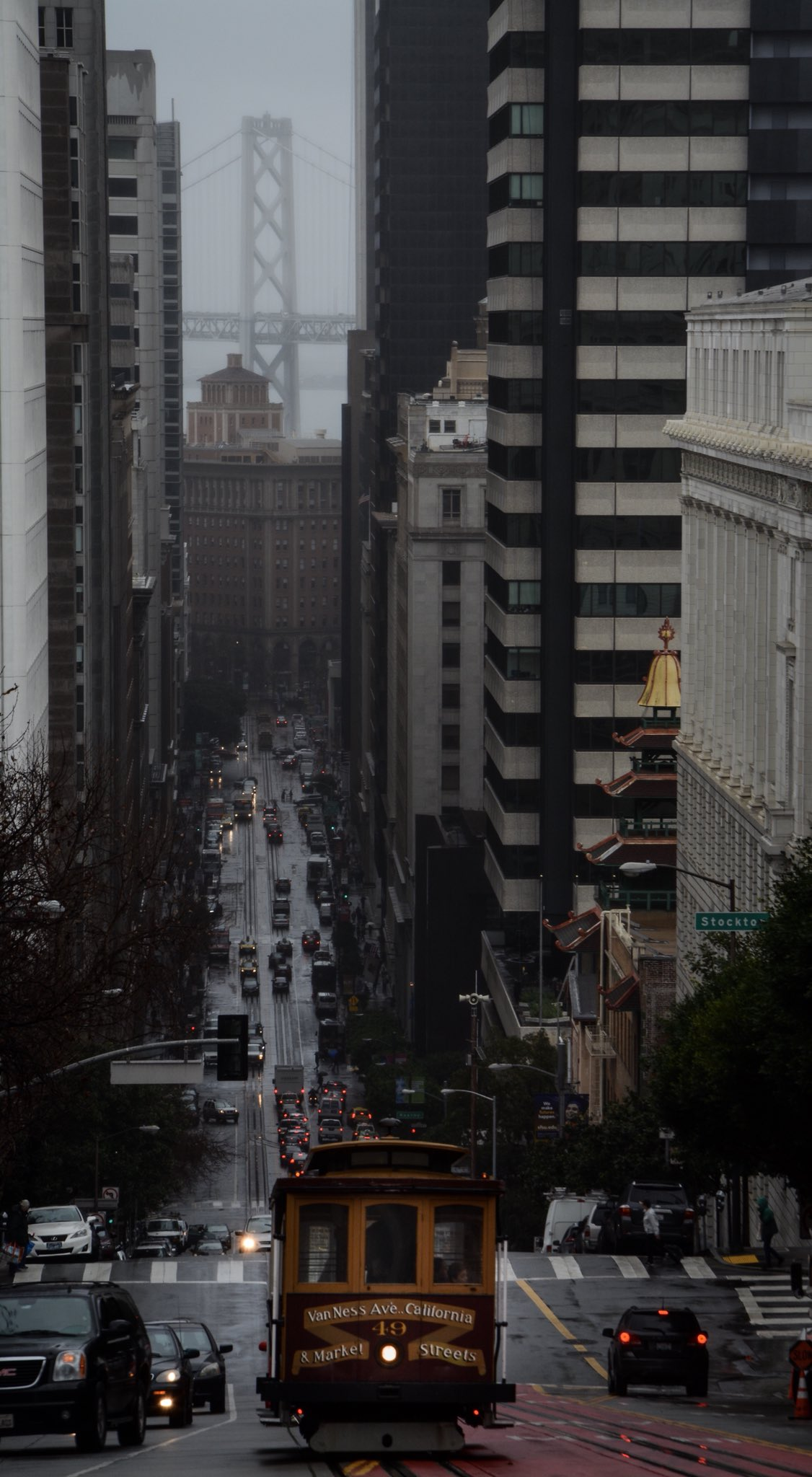 Gray Day / All Day - More Rain On Deck For Friday @KTVU https://t.co/Ojf67K6Hef