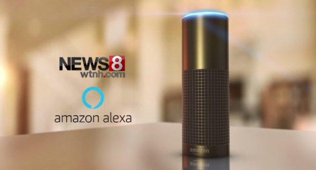 News 8 is Now Available on Amazon Alexa