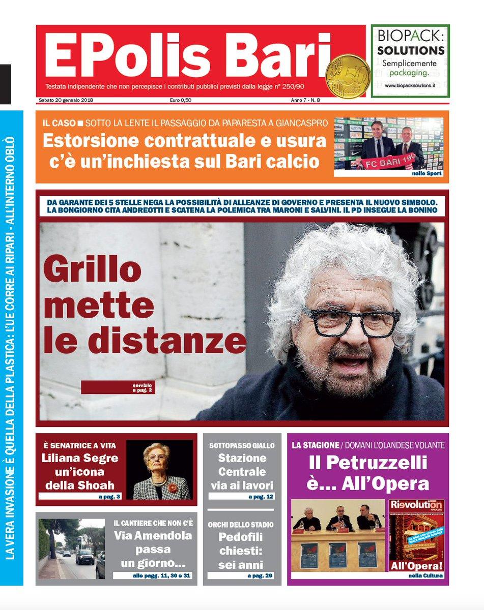 #Grillo