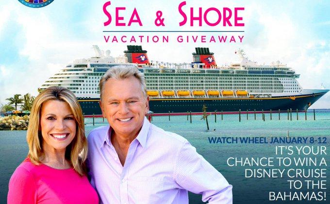 Sea & Shore Vacation Giveaway