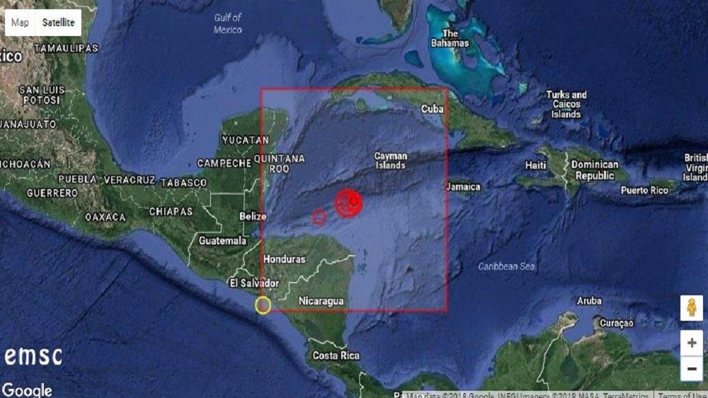 7.6 earthquake in Honduras triggers Tsunami alert