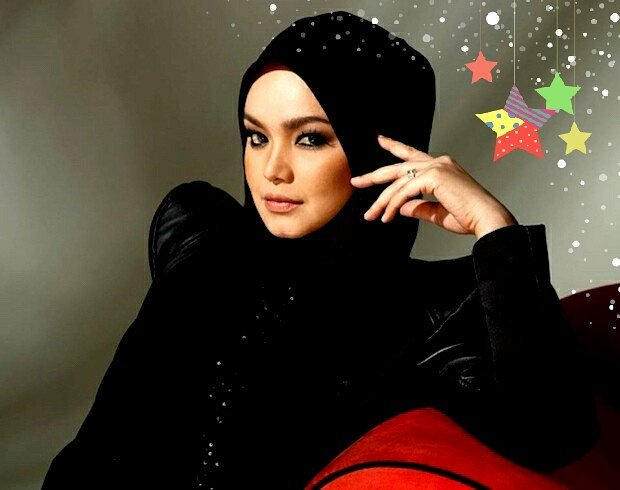 Happy birthday Teteh Siti Nurhaliza yang ke 39      ...