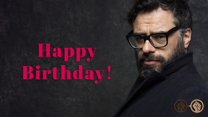Happy Birthday, Jemaine Clement! The New Zealand actor & comedian turns 44 today!