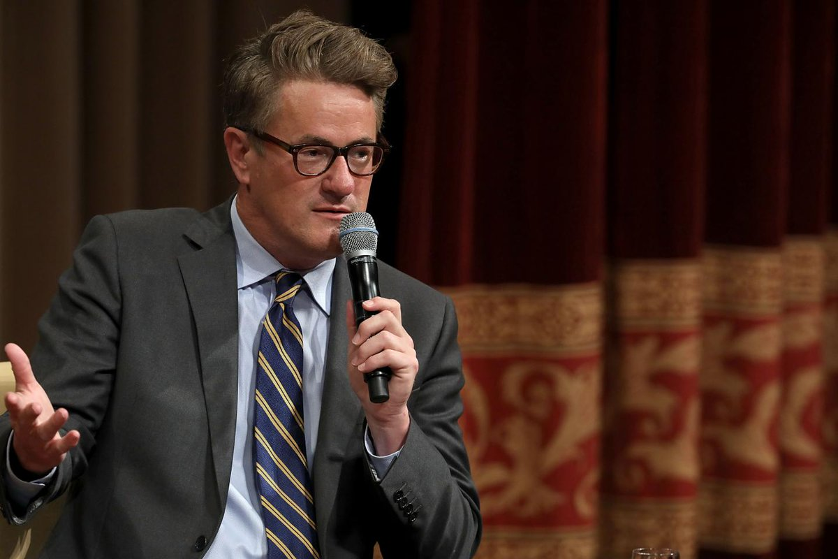 "Joe Scarborough mocks Trump immigration meeting, calling him ""grandpa"" and ""pawpaw"""