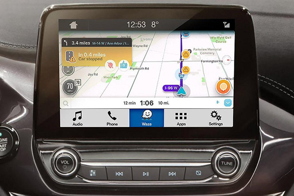 Ford's Sync 3 now comes with Waze, and that's amazing  https://t.co/Kt65Oe6hIn https://t.co/OLWon79gnI