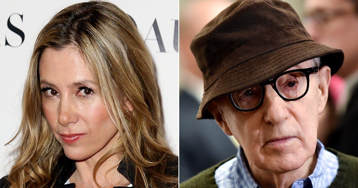 Mira Sorvino says she'll never work with Woody Allen again https://t.co/uHB9Nk7Stu https://t.co/QZXHyECMJx