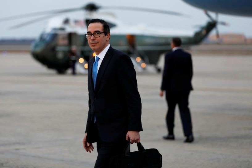 Treasury Secretary Mnuchin: 'I expect new sanctions on Iran'