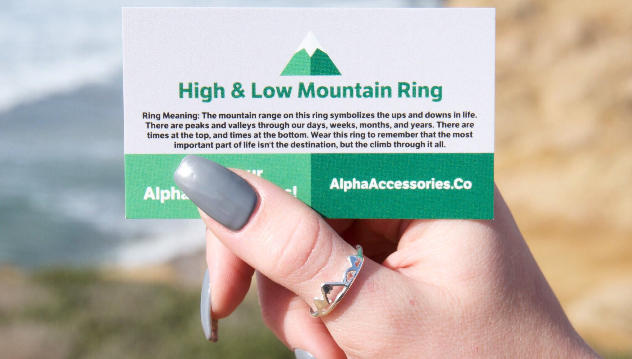 Neeed this high & low mountain ring from https://t.co/cYrLI2a8iV https://t.co/SstCfG61fq