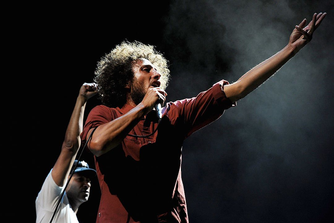 Happy birthday Zack de la Rocha, keep doing it for the people!