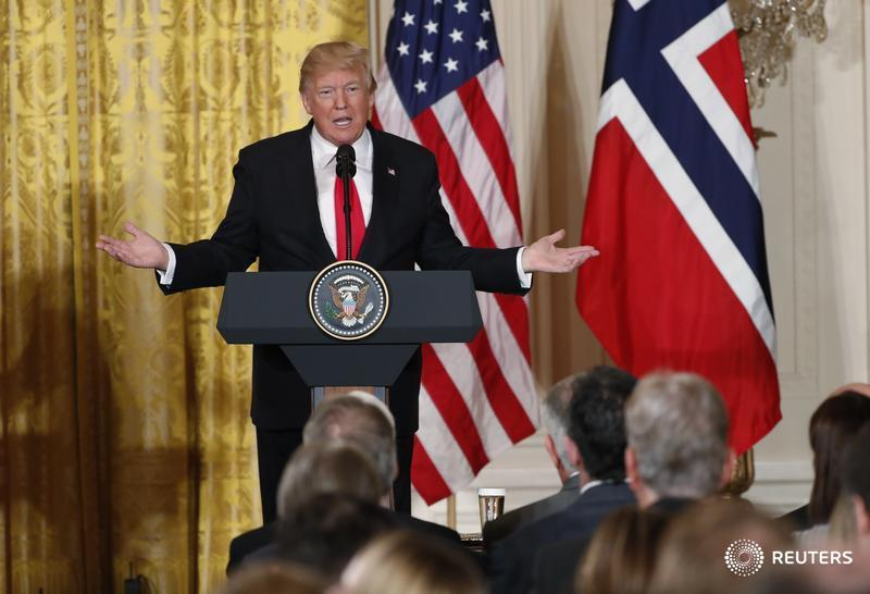 'Thanks, but no thanks' - Norwegians reject Trump's immigration offer