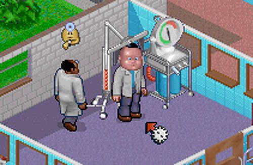 Sega will announce a new game next week that could be a successor to Theme Hospital https://t.co/1NTaUKBKjI https://t.co/87ujOyRN3y