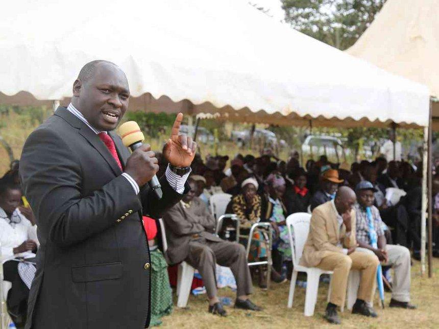 Cancel Trans Nzoia farmers' Sh400 million debt, Kuttuny tells Uhuru