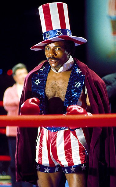 Happy Birthday to Carl Weathers who turns 70 today!