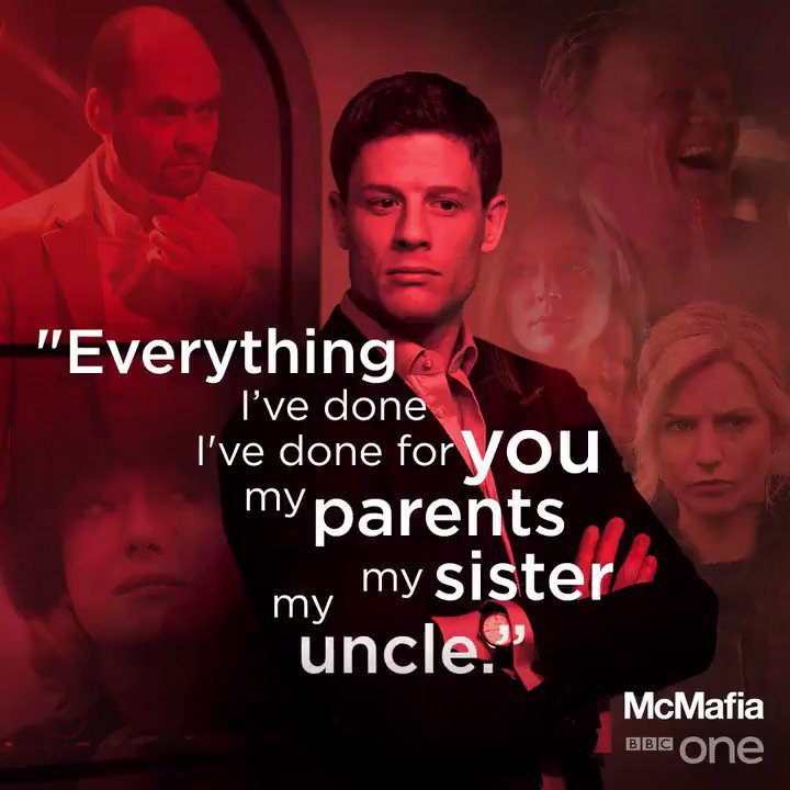 """I've done nothing wrong."" Are you sure about that, Alex? #McMafia https://t.co/kDlfAPbR3N"