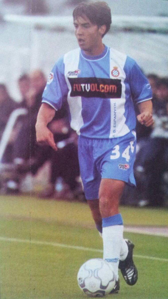 RT @RemembeRCDE: Hoy cumple 37 años David García de la Cruz, jugador del #RCDE 1999/2011. Moltes felicitats! https://t.co/B8VPyiQJmW