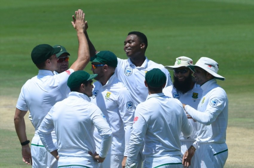 Ngidi takes seven wickets as SA registers a 135 runs victory over India