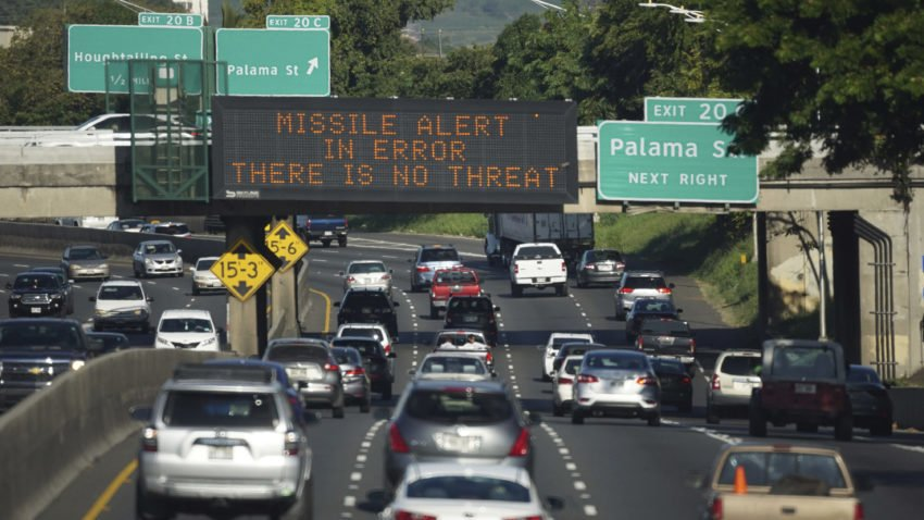Massachusetts official: Hawaii mistake can't happen here