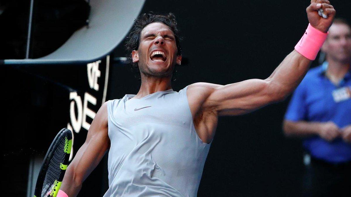 Nadal cruises into third round at Australian Open https://t.co/k0arFUHKXw https://t.co/Y7CzTG6b9x