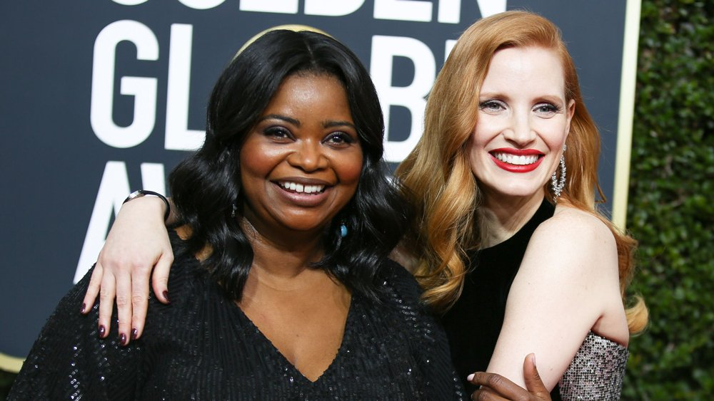 .@jes_chastain and @octaviaspencer are reuniting for a holiday comedy https://t.co/JGz90OFcXe https://t.co/GVYzZFJHY7