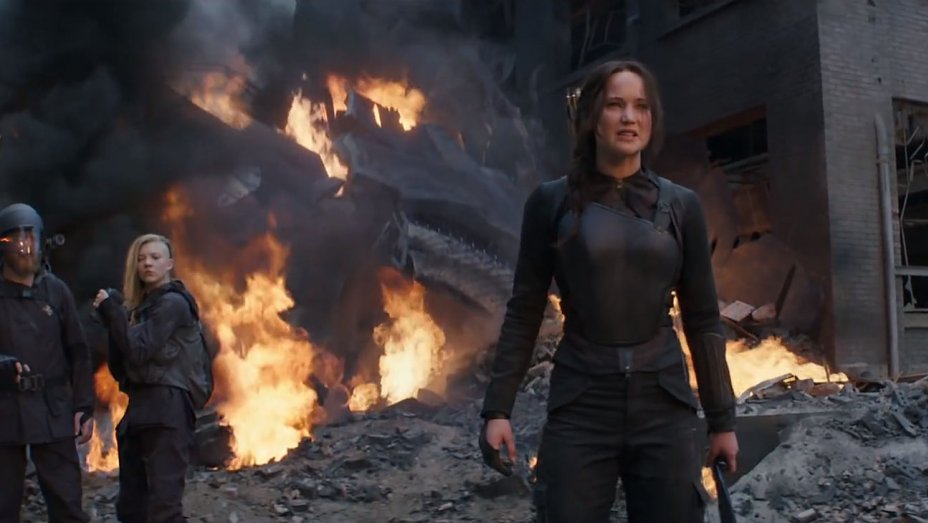 Lionsgate to bring 'Hunger Games,' 'Divergent' attractions to Spain