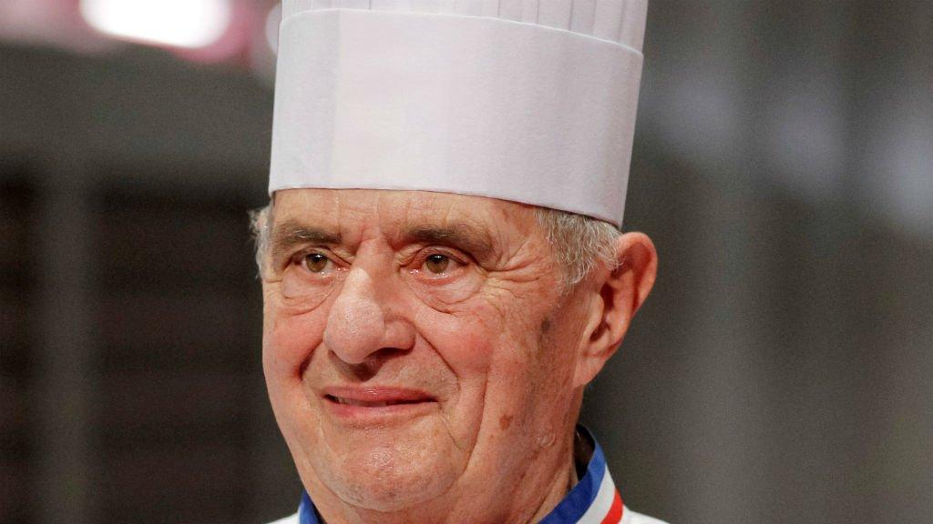 """Adiós al impulsor de la """"nouvelle cuisine"""", el famoso chef francés Paul Bocuse"""