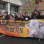 Germany: Rally for sustainable farming as 70 ministers gather