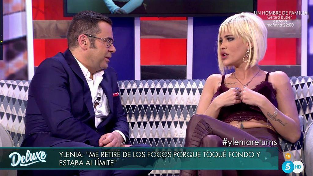 Ylenia asegura que Toño Sanchí ylenia