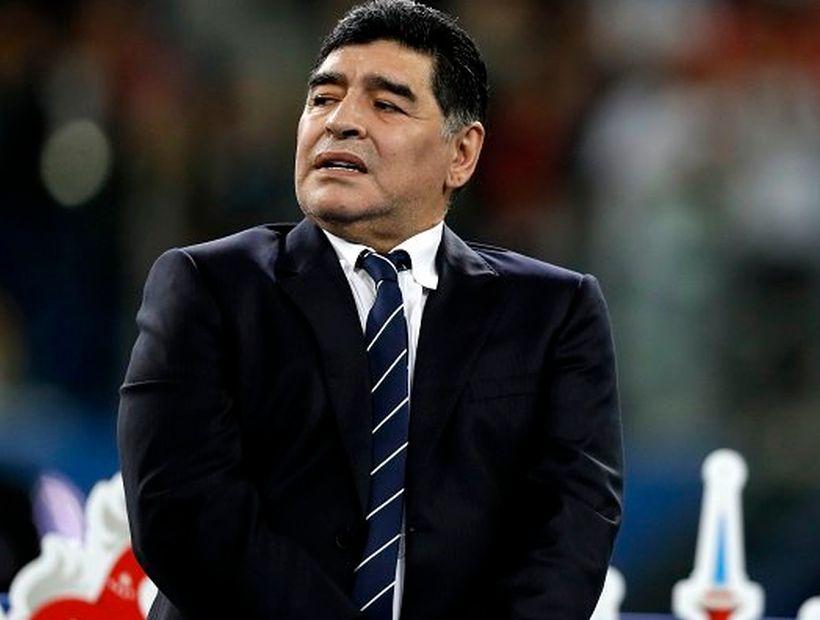 """Maradona contra Cristiano Ronaldo: """"No creo que sea el mejor jugador de la historia"""" https://t.co/5heNobPKug https://t.co/I2menyNWTd"""