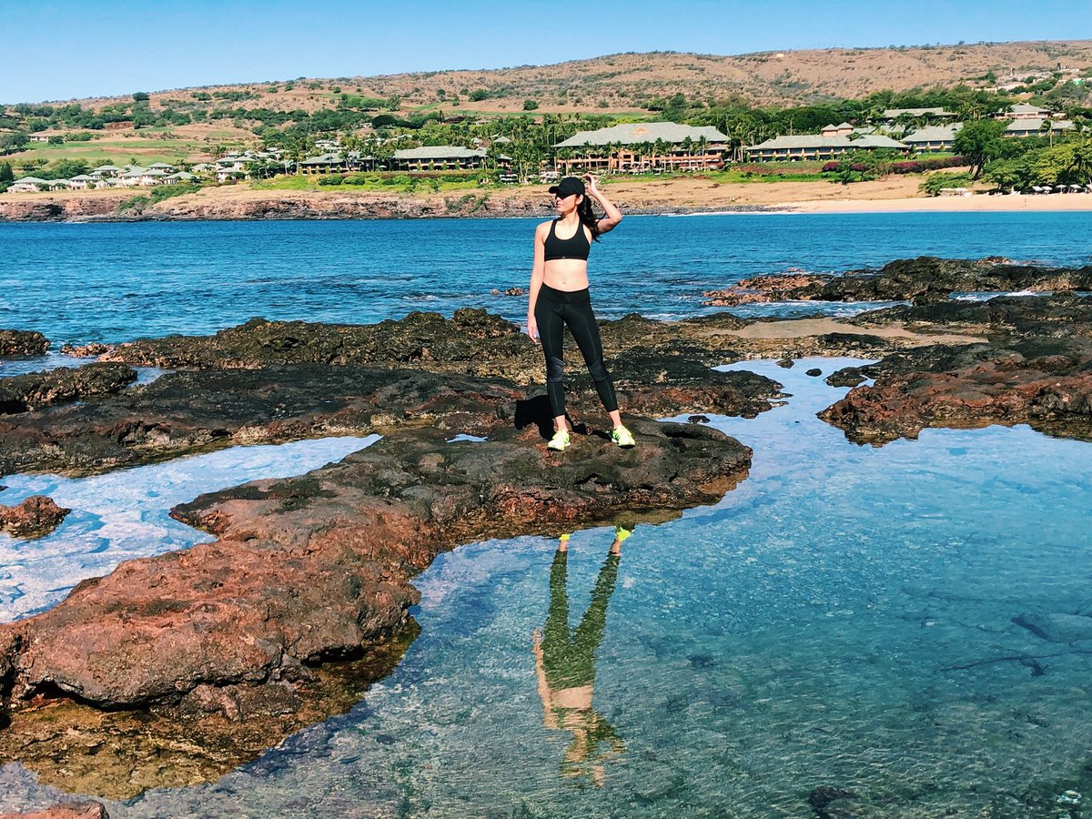 Running around Lanai Island in Hawaii, exploring places that only my legs can take me. #adidaswoman #adidastokyo https://t.co/Hr0ewyjsng