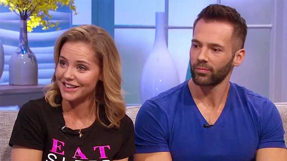 Stephanie Waring on her shock Dancing On Ice eviction: 'I was very