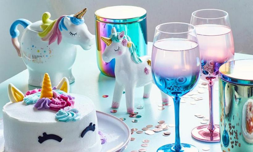 .@asda has launched a unicorn homeware collection - and we want it all!
