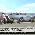 Jambo Jet begins Uganda flights