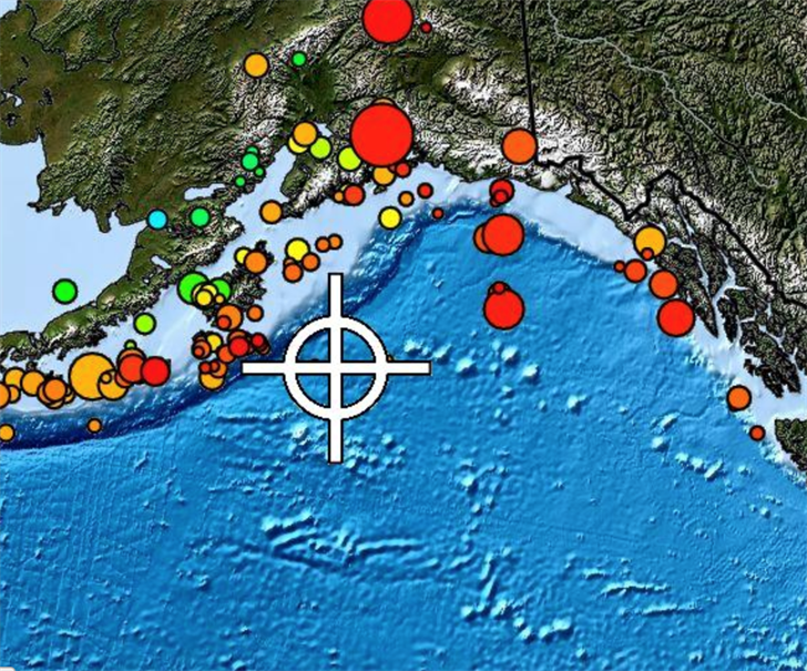 Tsunami Watch issued for Hawaii following large quake off Alaska