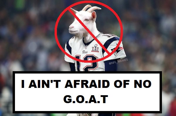 #Eagles fans keep saying they're not afraid of Tom Brady, and all I can see in my head is Ghostbusters. https://t.co/UoPNpxGAll